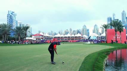 European Tour: Herbert triumphiert im stürmischen Dubai