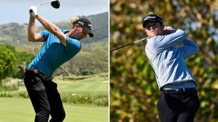 Marcel Siem und Hurly Long sind bei der South African Open auf der European Tour sicher im Wochenende. (Foto: Getty)