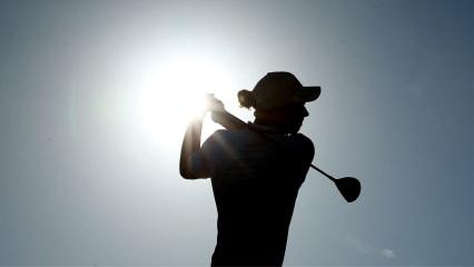 Marcel Siem von Beginn an gut unterwegs in der Sonne Südafrikas. (Bildquelle: Getty)