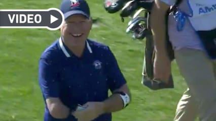 PGA Tour: Einarmiger Amateurgolfer schafft Hole-in-One