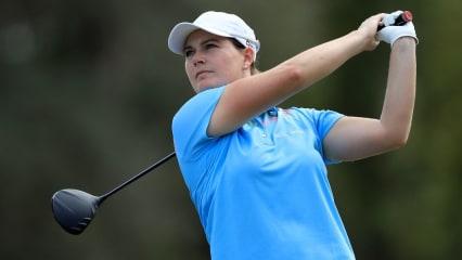 Caro Masson landet auf der LPGA Tour unter den besten 20. (Foto: Getty)