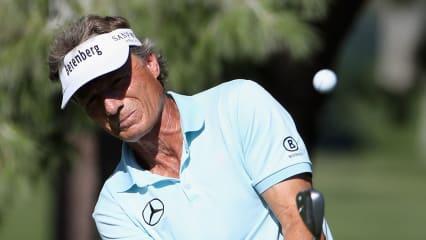 Bernhard Langer bei der Morocco Champions der PGA Tour Champions. (Foto: Getty)