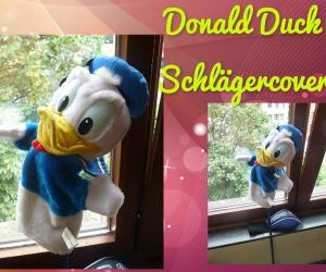 Donald Duck Schlägercover