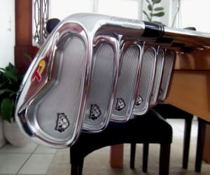 TaylorMade TP Forged Iron Set