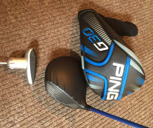 Neuwertiger Ping G30 Driver