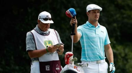 Bryson DeChambeau: Erster PGA-Tour-Sieg für Cobras One Length Eisen