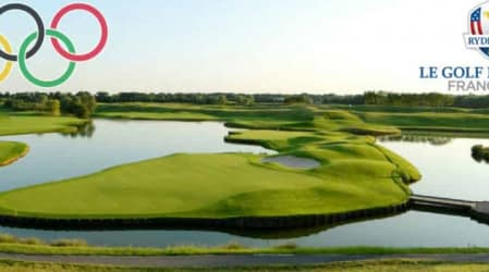 Golf bei Olympia: Erst Paris, dann vielleicht Hollywood-Club