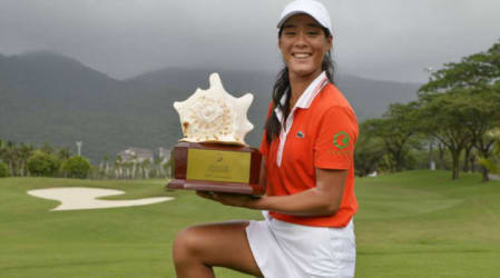 LET Sanya Ladies Open: Leticia Ras-Anderica mit guter Leistung in China