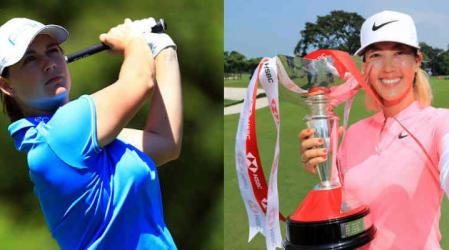 LPGA Tour: Michelle Wie beendet Durststrecke, Caroline Masson Top 15