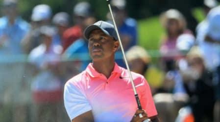 PGA Tour: Tiger Woods verliert den Anschluss an die Doppelspitze