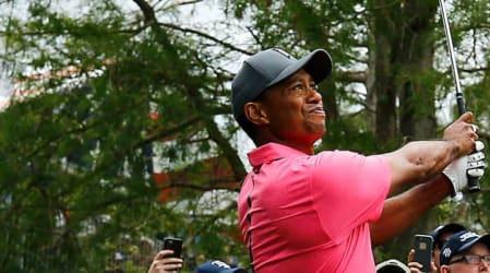 PGA Tour: Tiger Woods kämpft in Florida um den Sieg