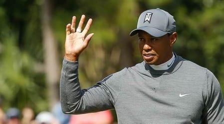 PGA Tour: Tiger Woods bei Valspar Championship in den Top 10