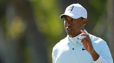 PGA Tour: Tiger Woods nach starker Leistung in Lauerstellung