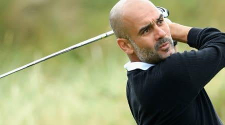 ManCity wird Meister – aber Pep Guardiola spielt lieber Golf