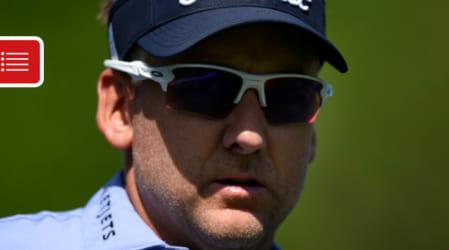 PGA Tour Live: Setzt sich Ian Poulter in Houston durch?