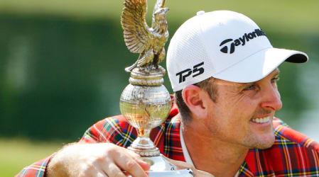 PGA Tour: Justin Rose siegt mit Abstand in Texas