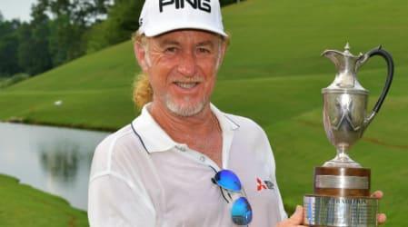 PGA Tour Champions: Jiménez triumphiert beim ersten Major des Jahres