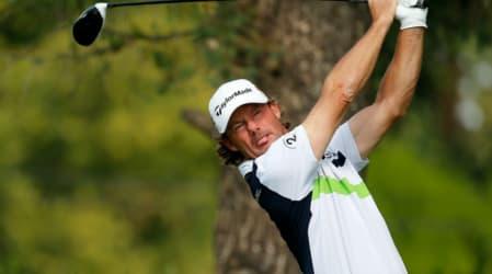 PGA Tour: Alex Cejka liegt nach zwei gespielten Runden weit vorne