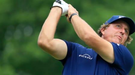 """PGA Tour: """"Lefty"""" in Lauerstellung, Seamus Power führt in Memphis"""