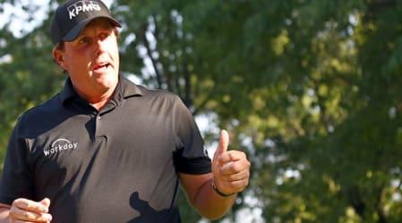 "Shinnecock Hills: Phil Mickelson lobt ""phänomenalen"" US-Open-Platz"