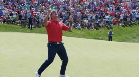 PGA Tour: Bryson DeChambeau bezwingt seine Gegner im Stechen
