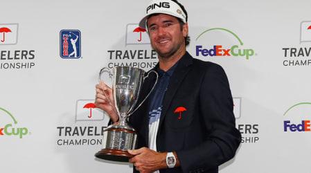 PGA Tour: Bubba Watson krönt Aufholjagd mit Sieg