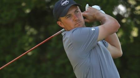 PGA Tour: Jordan Spieth glänzt zum Auftakt der Travelers Championship