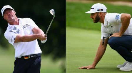 PGA Tour: Dustin Johnson führt, Alex Cejka verliert an Boden