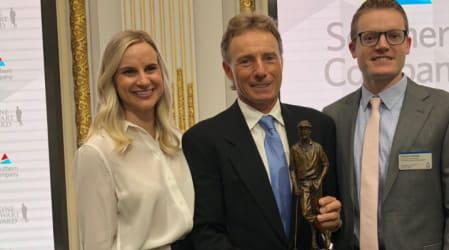 Bernhard Langer wird mit Payne Stewart Award geehrt