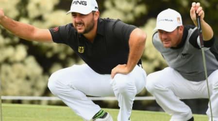 PGA Tour: Alex Cejka und Stephan Jäger im Wochenende