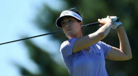 LPGA Tour: Sandra Gal kämpft sich mit starker Runde nach vorne