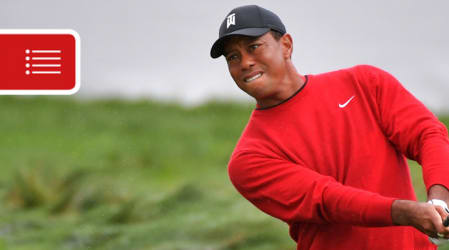 PGA Tour LIVE: Holt sich Tiger Woods den 80. PGA-Tour-Sieg?
