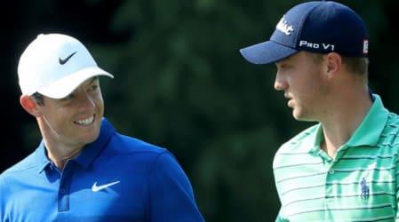 PGA Tour Tee Times: McIlroy und Thomas gemeinsam auf Verfolgungsjagd