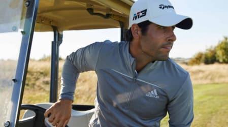 Die neue Adidas Go-To Adapt Jacke im Golf Post Test