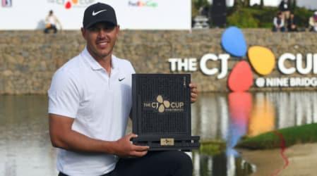 PGA Tour: Brooks Koepka besiegelt Sieg mit Eagle