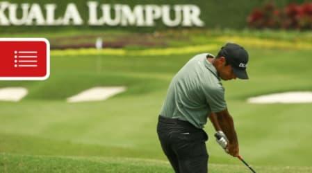 PGA Tour LIVE: Wer holt sich den Titel in Kuala Lumpur?