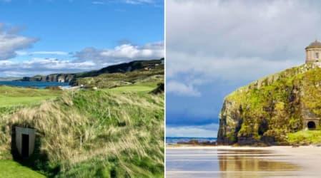 Golfreise in die Heimat von Rory McIlroy, Graeme McDowell und Darren Clarke