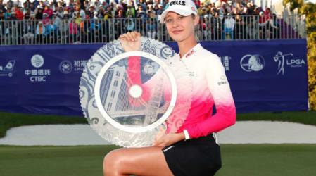 LPGA Tour: Nelly Korda triumphiert in Taiwan