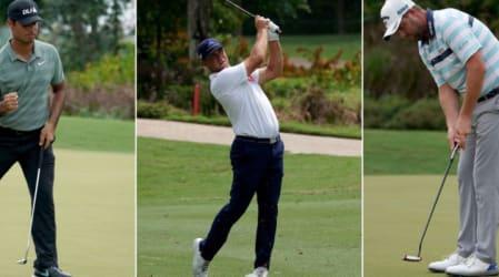 PGA Tour: Internationales Trio führt das Feld der CIMB Classic an