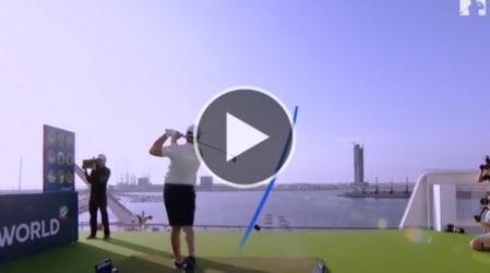 Video: Queen Elizabeth 2 Shootout mit den Ryder-Cup-Helden