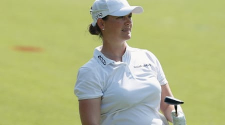 LPGA Tour: Caro Masson in den Top 20 in China