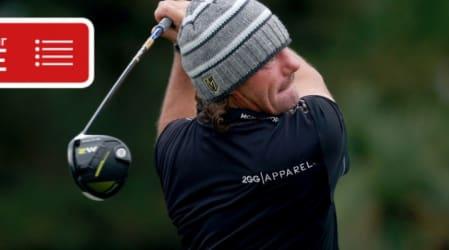 PGA Tour LIVE: Alex Cejka startet in die erste Runde