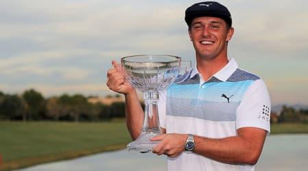 PGA Tour: Bryson DeChambeau holt sich seinen fünften Titel