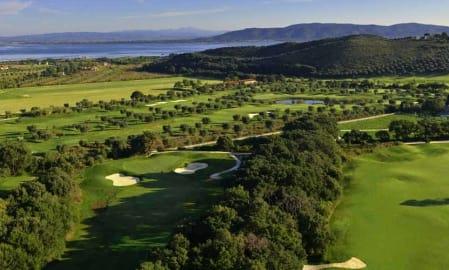 Toskana Golfreise im Argentario Golf Resort & Spa zwischen Weinanbauten und Olivenhainen