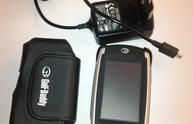 Golf Buddy World Platinum GPS Entfernungsmesser