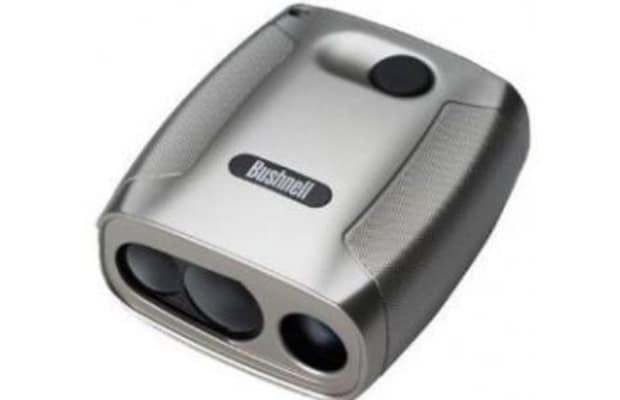 Bushnell Entfernungsmesser Golf : Bushnell yardage pro sport 450 laser rangefinder golf post