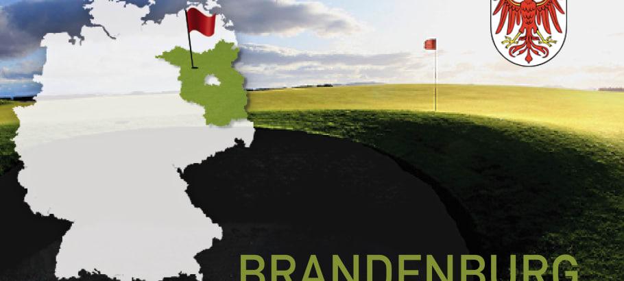 Golfen im Bundesland Brandenburg