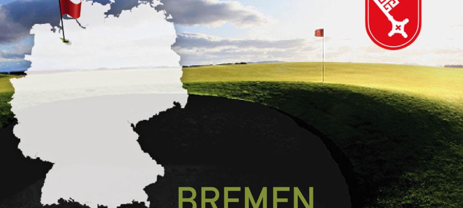 Golfen im Bundesland Bremen