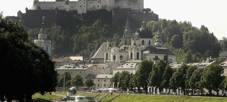 Salzburg, die viertgrößte Stadt Österreichs (Foto: Getty)