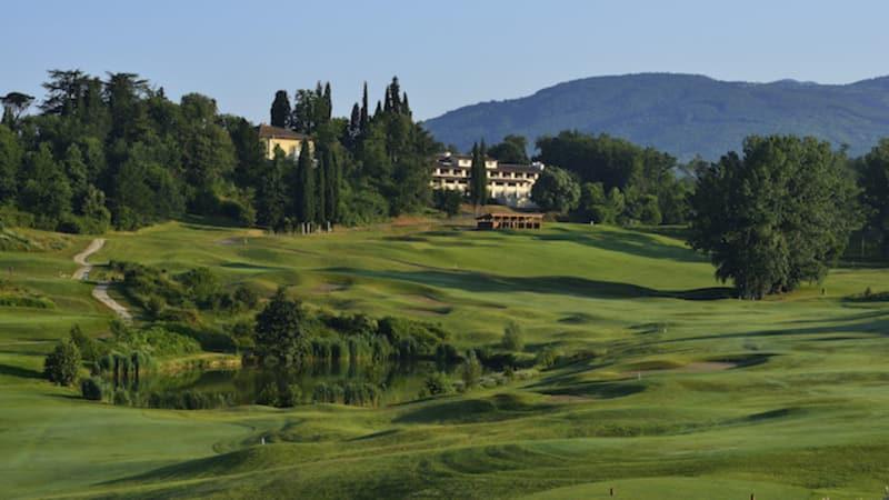 Golfen in der wunderschönen Toskana
